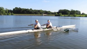 Day 4: Rowing in sync